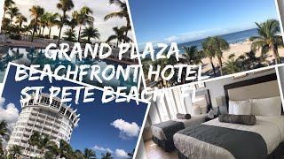 Grand Plaza Beachfront Hotel - St Pete Beach - Florida - Beach…