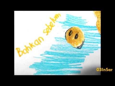 Sebutir Pasir - Edward Chen; Lyrics Video Cover by 03InSar
