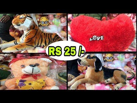 Soft toys wholesale market | toys market | sadar bazar | teddy bear wholesale market