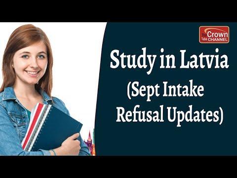 Study in Latvia – Latvia visa – Latvia refusal expert – Student visa of Latvia