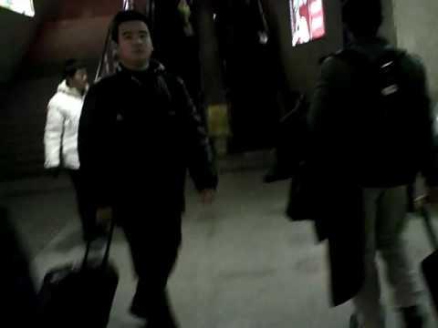 01 08 2011 Taxi Driver Chat NANJING, CHINA 老外也南京司机会话 part1