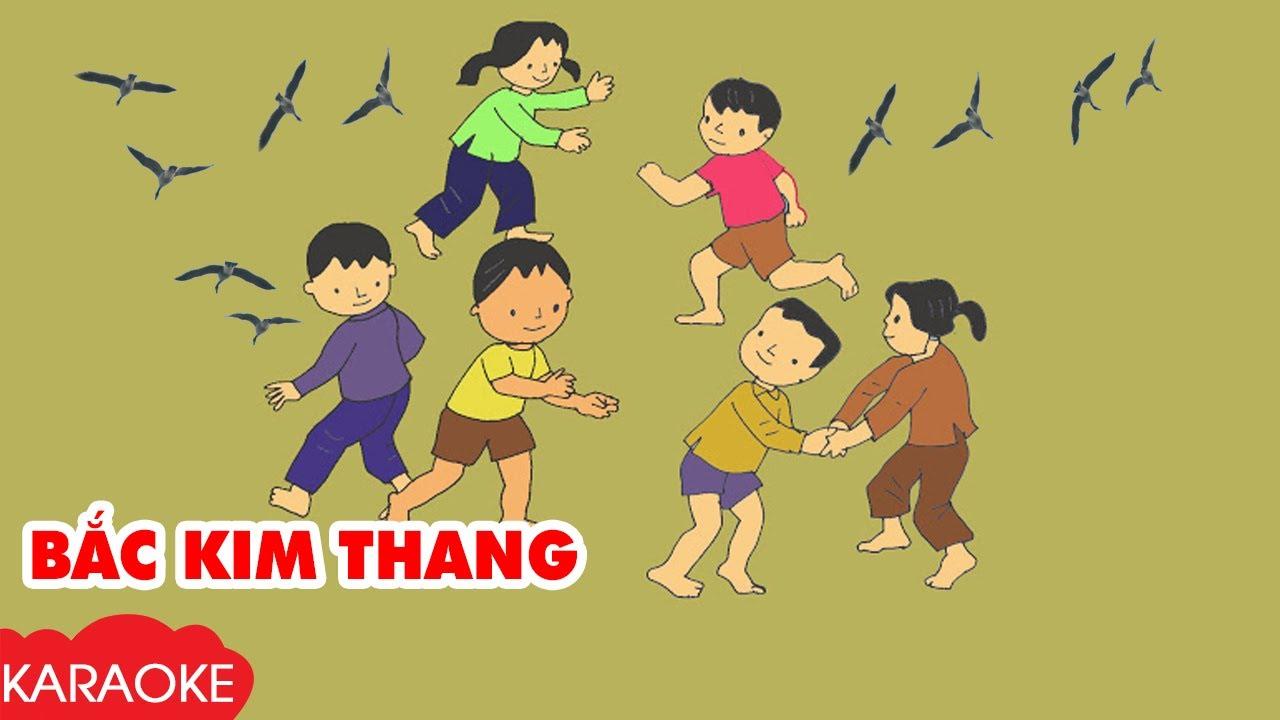 Photo of BẮC KIM THANG – Karaoke | Nhạc Karaoke Thiếu Nhi Beat Chuẩn Dành Cho Bé