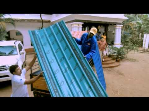 Roofing Sheet Youtube