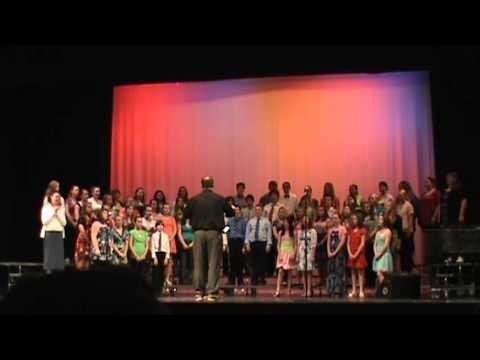 Oxford Hills Middle School Choir 5/30/13