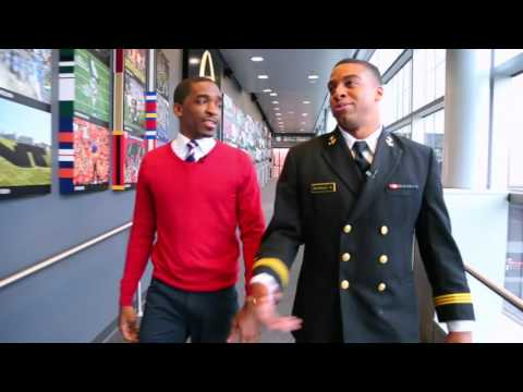 Catching up with Keenan Reynolds
