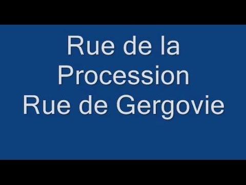 Rue de la Procession Paris Arrondissement - 15e.