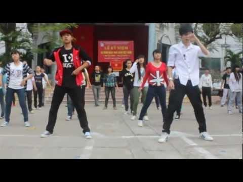Flashmob Nguyễn Khuyến, Nam Định - NDC