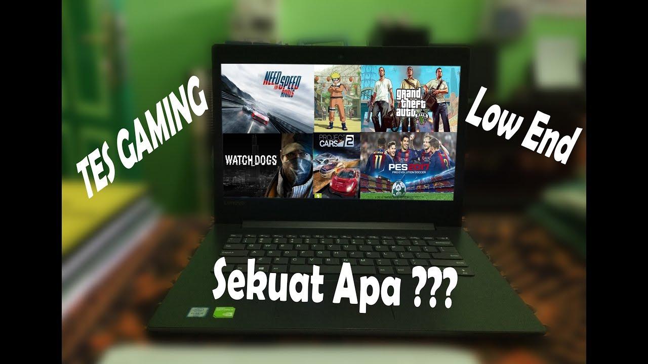 Tes Gaming Di Lenovo Ideapad 320 14isk Kuat