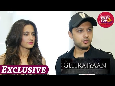 Sanjeeda & Vatsal Talk About Their Horror Webseries   Gehraiyaan   Exclusive