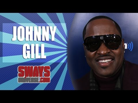 Johnny Gill Talks New Edition, Artists He Would Collab With And Life As A Child Star
