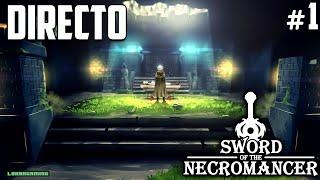 Vídeo Sword of the Necromancer
