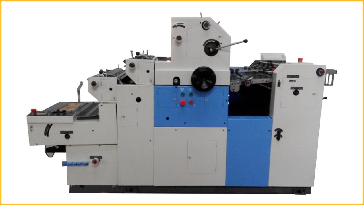 Web Offset Printing Machine Single Color Offset Printing Machine Mini Offset Printing Machine Web Offset Printing Machine