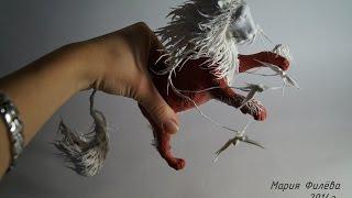 Фигурки животных из полимерной глины