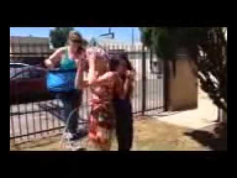 Emily Bergl's ALS Ice Bucket Challenge