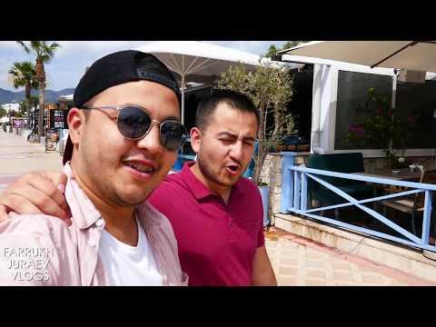 Из Ташкента в Мармарис! From Tashkent To Marmaris (Episode 2)