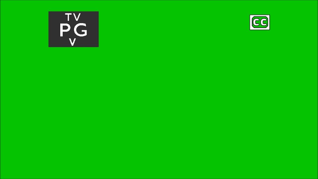 Disney Channel TV PG V Template