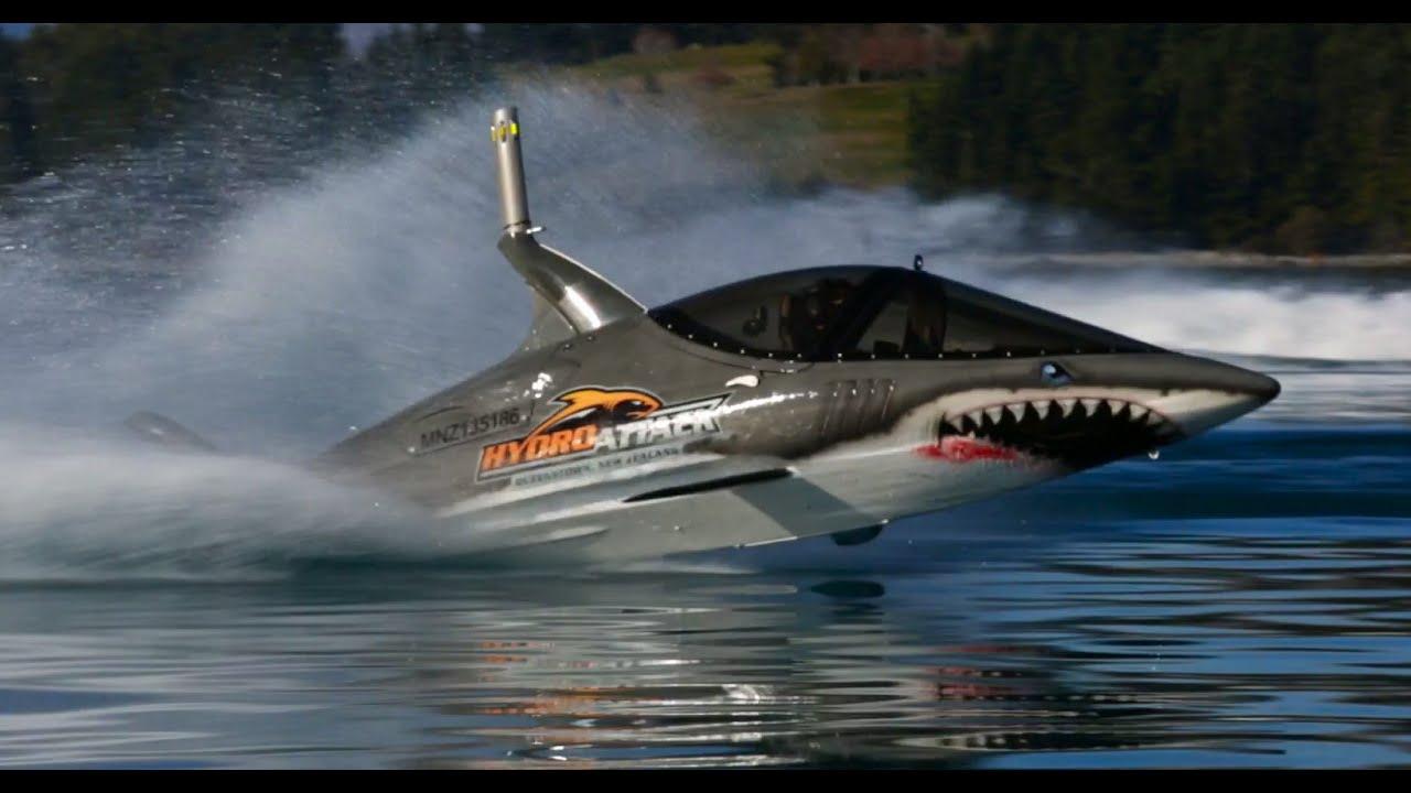 Roboshark - Shark meets Machine - Living a Kiwi Life - Ep ...