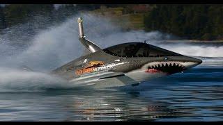 Roboshark - Shark meets Machine - Living a Kiwi Life - Ep. 37