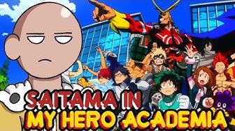 Saitama in My Hero Academia Theorie (German/Deutsch)
