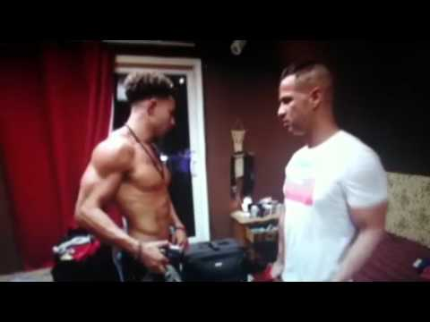 Mike From Jersey Shore Sounds Gay In The Video