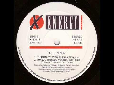 Dilemma - Tuxedo (Tuxedo Alaska Mix) - X-Energy 1992