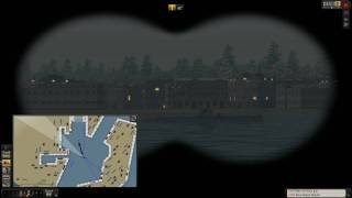 Gambar cover Silent Hunter V - Docking at the sub pens
