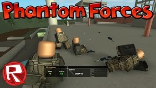 ROBLOX - Phantom Forces [Xbox One Edition]