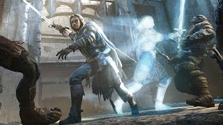 middle-earth: Shadow of Mordor  Начало игры