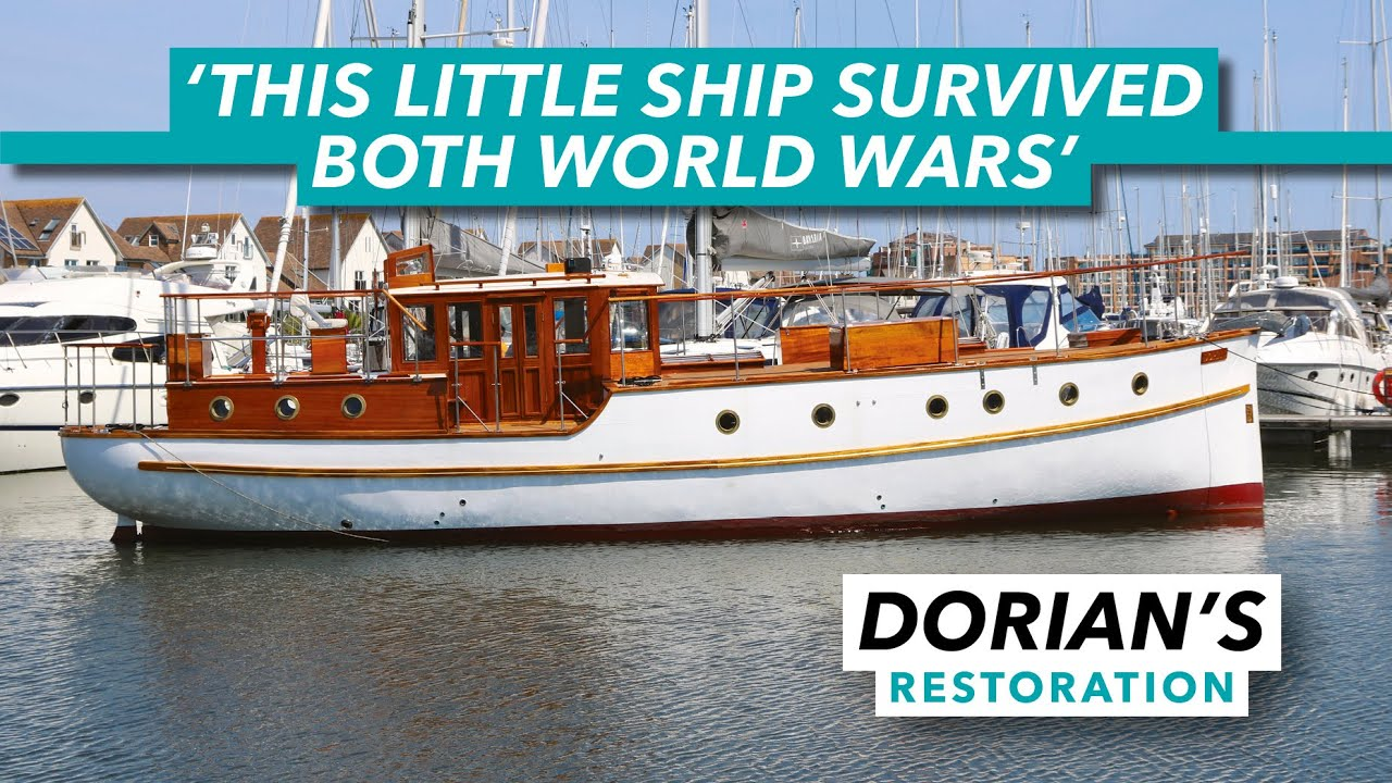 The amazing story of the Dunkirk Little Ship that survived both World Wars   Motor Boat & Yachting