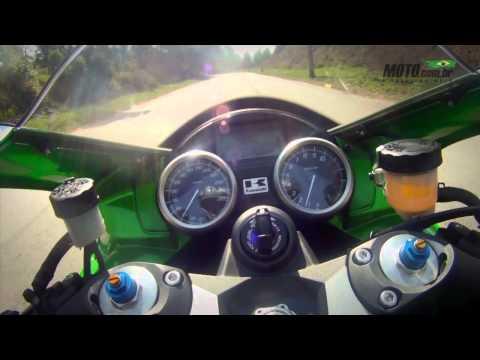hqdefault - Vídeo teste Kawasaki ZX-14R: Uma máquina reformulada