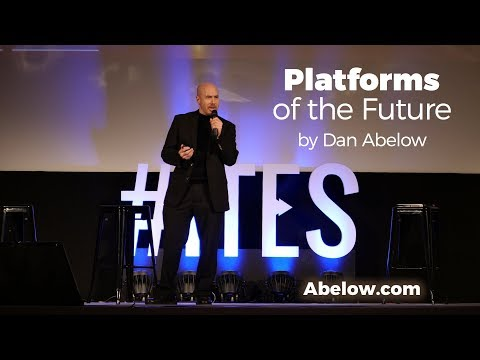 Platforms of the Future, Keynote at ITES (IT European Summit)