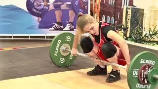 Первенство по тяжёлой атлетике