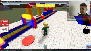 ROBLOX IRONMAN STOLE EVERYTHING FROM ME
