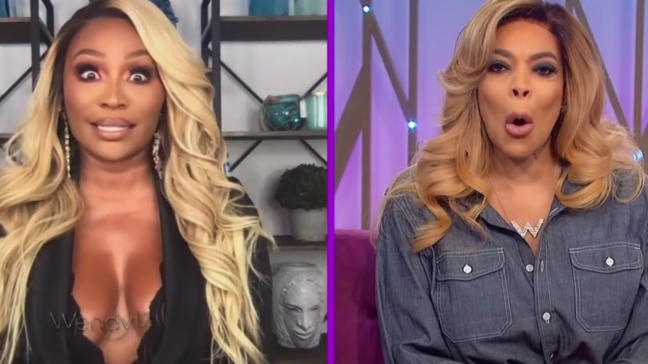 Cynthia Bailey CLAPS BACK at Wendy Williams!