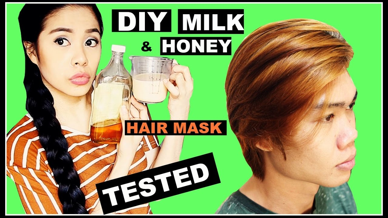 5 Diy Hair Masks With Ingredients You Already Have At Home