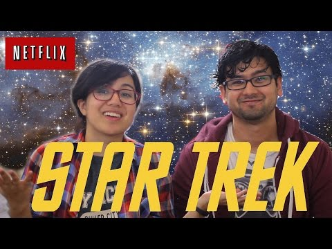 Star Trek on Netflix InstantWatch!