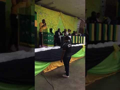 Ndumiso Mokako Speaks in eLukwatini (25 April 2018)