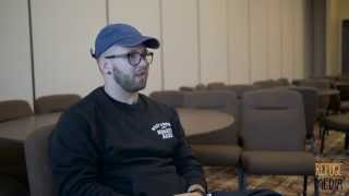 Andy Mineo Interview by Sketch the Journalist on the Uncomfortable Tour.
