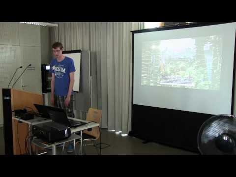 BlenderDay 2013 · Unleash your Notebook (Stefan Wieczorek)
