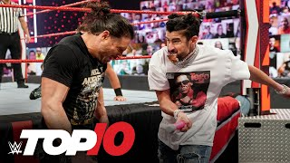 Top 10 Raw moments: WWE Top 10, Feb. 1, 2021