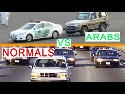 Arab Drivers vs Rest of the WORLD Drivers(Part 3)| Fail and Win Compilation