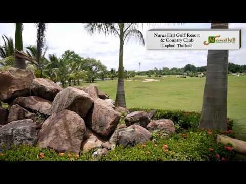 Naraihill Golf Resort & Country Club, Lop buri, Thailand