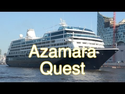 Azamara Quest Schiffstour - Azamara Club Cruises
