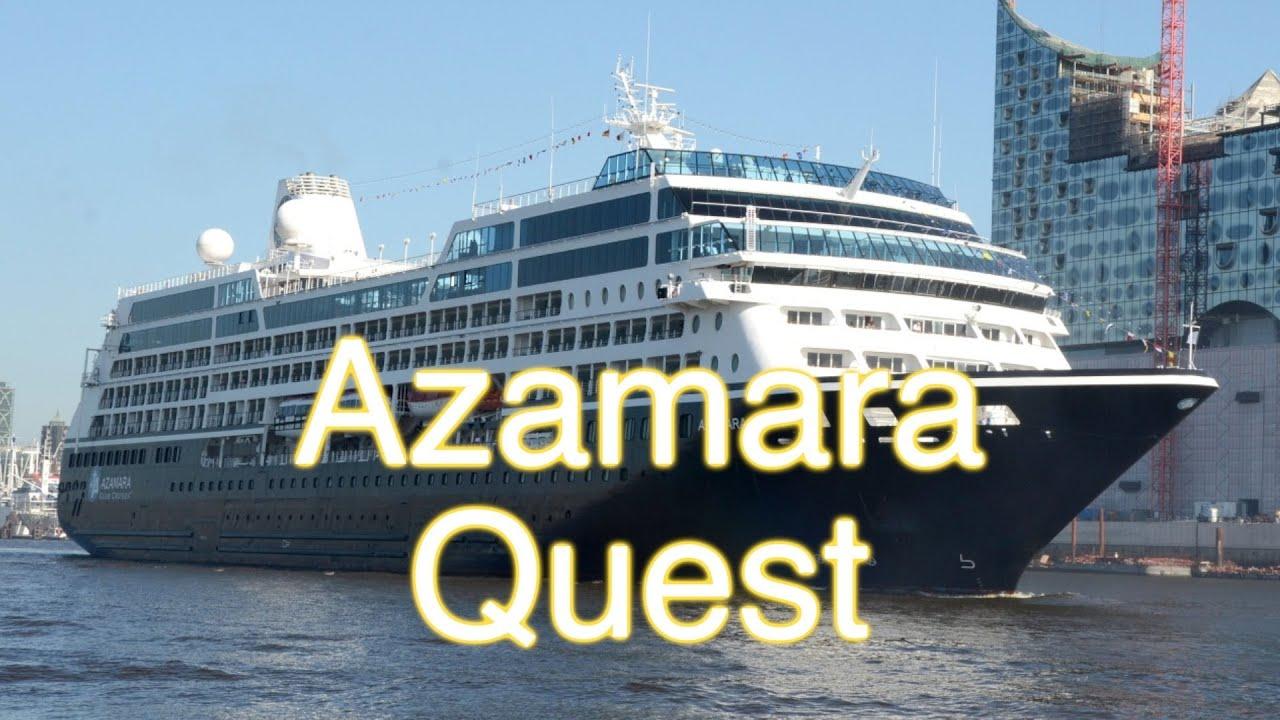 Azamara Quest Schiffstour - Azamara Club Cruises - Youtube-7855