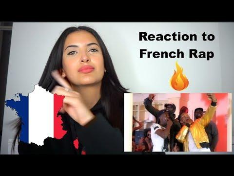 MY REACTION TO FRENCH RAP!!! - (NISKA , BOOBA)
