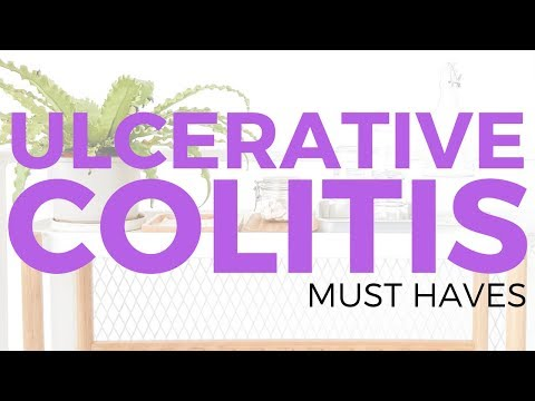TOP 5 PRODUCTS FOR ULCERATIVE COLITIS  / IBD / IBS