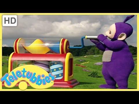 Teletubbies | Barrel Organ | 328 | Cartoons for Children