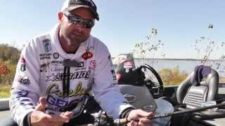 Part 1: How Pro Angler Mike McClelland prepares for a Tournament