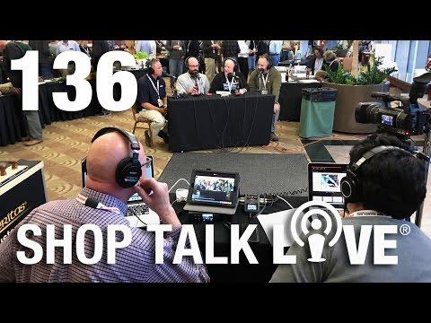 STL 136: Shop Talk Live — Live!