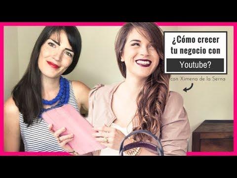 ¿Cómo ganar dinero con Youtube? - Ximena de la Serna